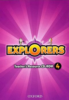 EXPLORERS 4ºPRIM. TEACHERS CD-ROM