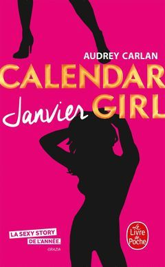JANVIER CALENDAR GIRL 1