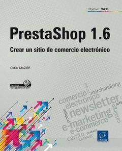 PRESTASHOP 1.6- CREAR UN SITIO DE COMERCIO