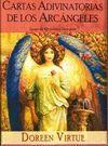 CARTAS ADIVINATORIAS DE LOS ARCANGELES.TREDANIEL-CAJA
