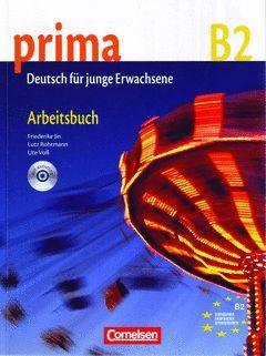 PRIMA B2 BD.6 ARBEITSBUCH, M. AUDIO-CD