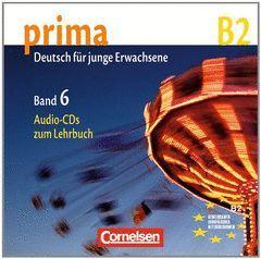 PRIMA B2. BAND 6. AUDIO-CD ZUM LEHRBUCH