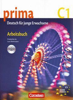 PRIMA C1. BAND 7. ARBEITSBUCH + AUDIO-CD