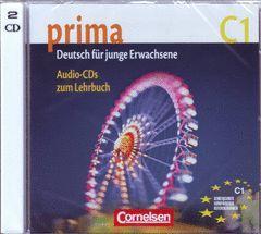 PRIMA C1. BAND 7. AUDIO-CD ZUM LEHRBUCH
