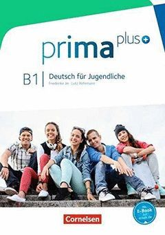 PRIMA PLUS B1 LIBRO DE CURSO