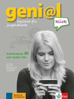GENIAL KLICK B1. ARBEITSBUCH MIT 2 AUDIO-CDS