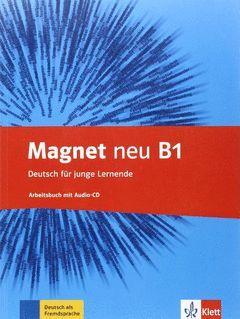 MAGNET NEU B1 EJERCICIOS+CD