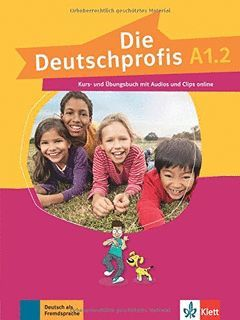 DIE DEUTSCHPROFIS A1.2 ALUM+EJER+MP3