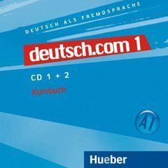 DEUTSCH.COM 1.(AUDIO CD KB).ALUMNO
