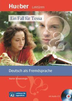 LESEH.A2.EIN FALL FÜR TESSA.LIBRO+CD