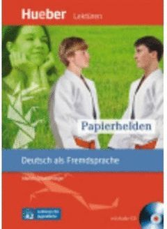 PAPIERHELDEN, LESEHEFT + AUDIO-CD (A2)
