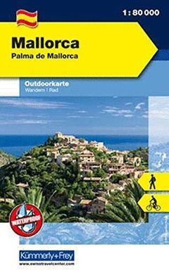 OUTDOOR KARTE MALLORCA