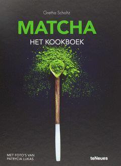 MATCHA, THE COOKBOOK ALE