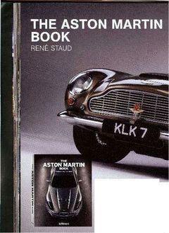 THE ASTON MARTIN BOOK SMALL FORMAT
