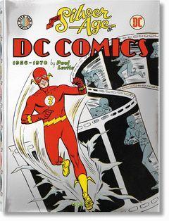 THE SILVER AGE OF DC COMICS  1956-1970. TASCHEN-G-DURA