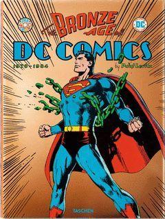 THE BRONZE AGE OF DC COMICS.TASCHEN (1970-1984)