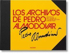 ARCHIVOS DE PEDRO ALMODOVAR,LOS