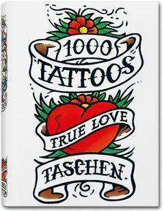 1000 TATTOOS. TASCHEN-DURA