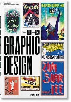 THE HISTORY OF GRAPHIC DESIGN. VOLUME 1
