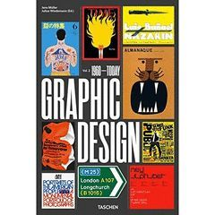 THE HISTORY OF GRAPHIC DESIGN. VOL. 2, 1960.TODAY (ES/IN/IT