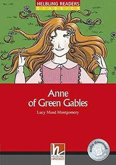 ANNE OF GREEN GABLES.ANNE ARRIVES.HELBLING