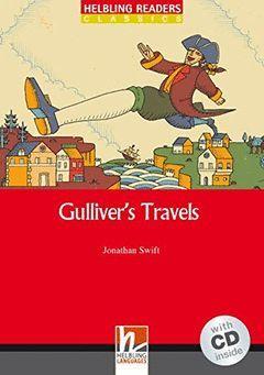 GULLIVER'S TRAVELS+CD