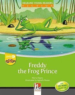 FREDDY THE FROG PRINCE + CD/CDR