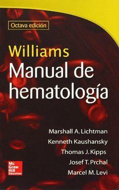 MANUAL DE HEMATOLOGIA 8ªED