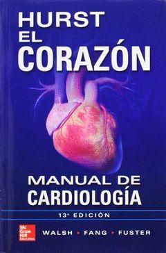 MANUAL HURST EL CORAZON 14ª MANUAL DE CARDIOLOGIA