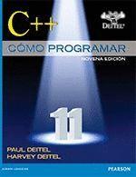 COMO PROGRAMAR EN C++ 9ED
