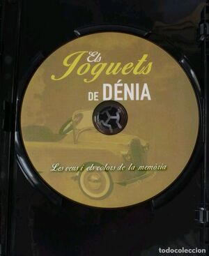 ELS JOGUETS DE DÉNIA.DVD
