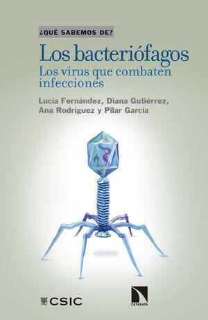LOS BACTERIÓFAGOS : LOS VIRUS QUE COMBATEN INFECCIONES