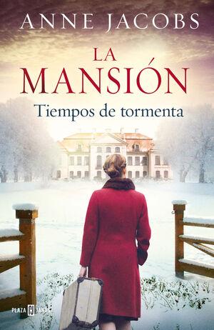 LA MANSIÓN-002. TIEMPOS DE TORMENTA