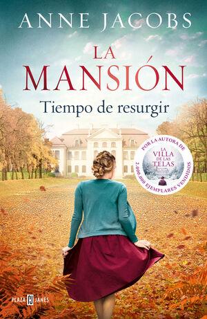 LA MANSIÓN-003. TIEMPO DE RESURGIR