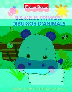 ELS MEUS PRIMERS DIBUIXOS D'ANIMALS
