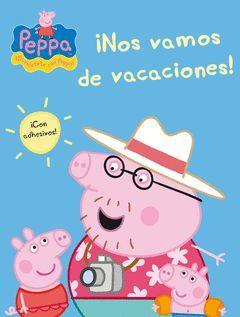 PEPPA PIG.NOS VAMOS DE VACACIONES.BEASCOA.INF-RUST