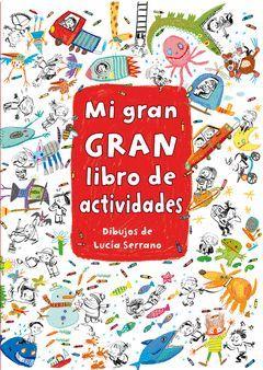 GRAN GRAN LIBRO DE ACTIVIDADES.BEASCOA-INF-RUST