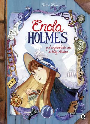 ENOLA HOLMES Y EL SORPRENDENTE CASO DE LADY ALISTAIR-2