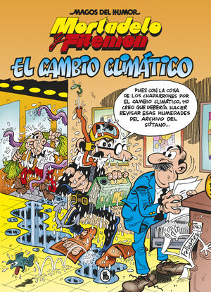 MAGOS DEL HUMOR. EL CAMBIO CLIMÁTICO