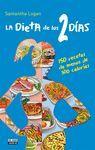 DIETA DE LOS 2 DIAS,LA.PAIS AGUILAR-150 RECETAS