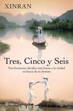 TRES, CINCO Y SEIS.PLANETA-RUST
