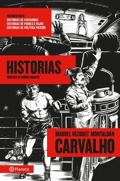 CARVALHO: HISTORIAS.VOL-V.PLANETA-RUST