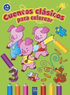 C.CLASICOS COLOREAR +4