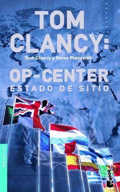 TOM CLANCY.OP-CENTER.ESTADO SITIO-BOOKET