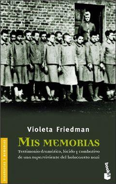 MIS MEMORIAS (FRIEDMAN)-BOOKET-3104