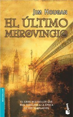 ULTIMO MEROVINGIO,EL-BOOKET-1121