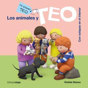 ANIMALES Y TEO,LOS.PLANETA