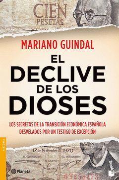 DECLIVE DE LOS DIOSES,EL. BOOKET-3336