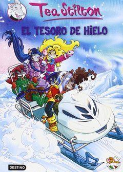 TS7. TESORO HIELO + DIARIO