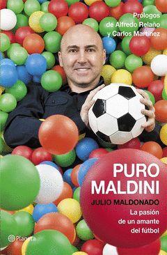 PURO MALDINI. PLANETA-RUST